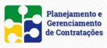 Planejamento e Gerenciamento de Contratações